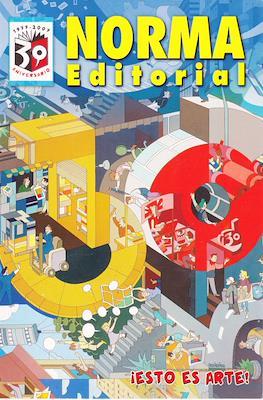 Norma Editorial 30 aniversario. ¡Esto es arte!