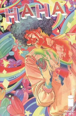 Haha (Variant Cover)