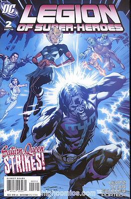 Legion of Super-Heroes Vol. 6 (2010-2011) (Comic-book) #2