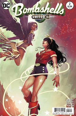 Bombshells United (2017) (Comic Book) #2