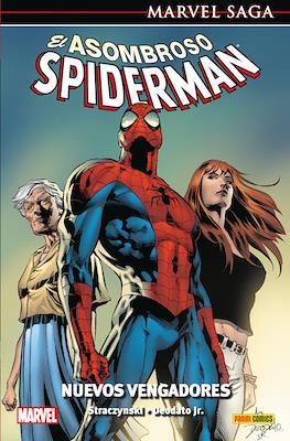 Marvel Saga: El Asombroso Spiderman (Cartoné) #8