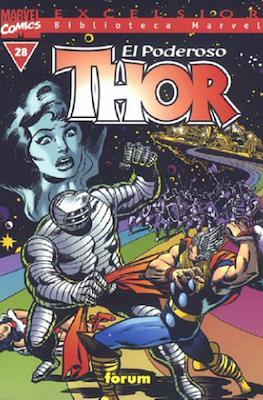 Biblioteca Marvel: El Poderoso Thor (2001-2004) (Rústica 160 pp) #28