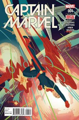 Captain Marvel Vol. 9 (2016) (Comic-Book) #4