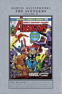 Marvel Masterworks The Avengers (Hardcover) #13