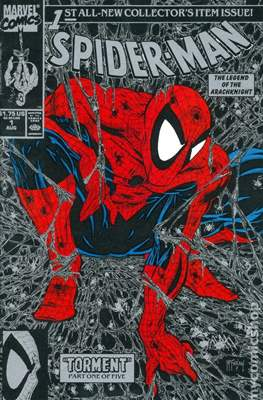 Spider-Man (Vol. 1 1990-2000 Variant Covers) (Comic Book) #1.2