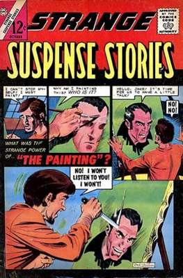 Strange Suspense Stories Vol. 2 (Saddle-stitched) #72