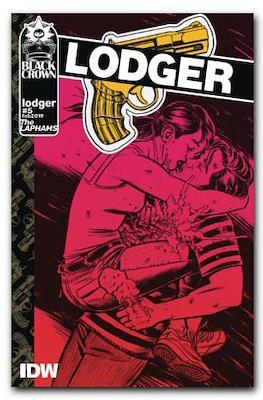 Lodger (Comic Book 28 pp) #5