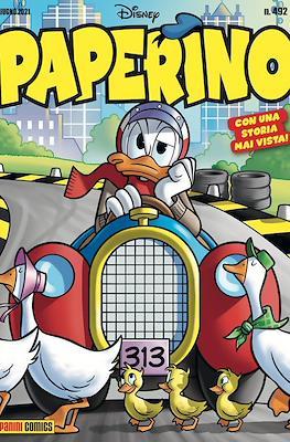 Super Almanacco Paperino / Paperino Mese / Paperino #492