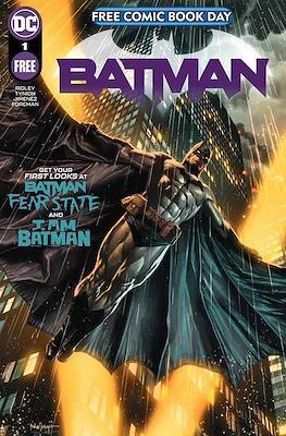 Batman Free Comic Book Day (2021)