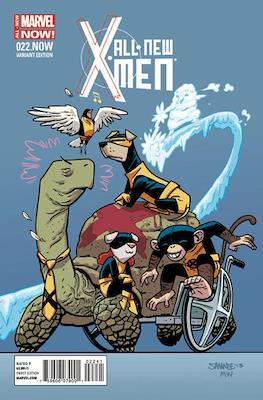 All-New X-Men Vol. 1 (Variant Cover) (Comic Book) #22.1