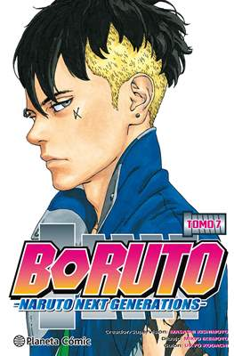 Boruto: Naruto Next Generations #7