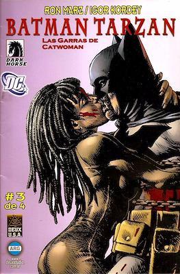 Batman / Tarzan: Las garras de Catwoman (Grapas) #3