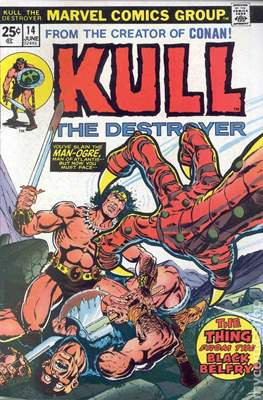 Kull the Conqueror / Kull the Destroyer (1971-1978) (comic-book) #14