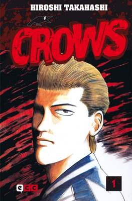 Crows (Rústica) #1