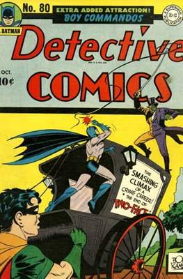 Detective Comics Vol. 1 (1937-2011; 2016-) (Comic Book) #80