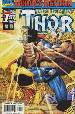The Mighty Thor (1998-2004) (Comic-Book) #1