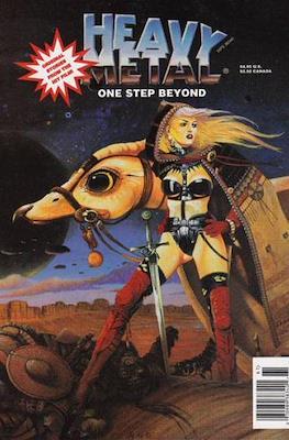Heavy Metal : One Step Beyond