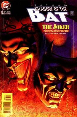 Batman: Shadow of the Bat (Comic book) #37
