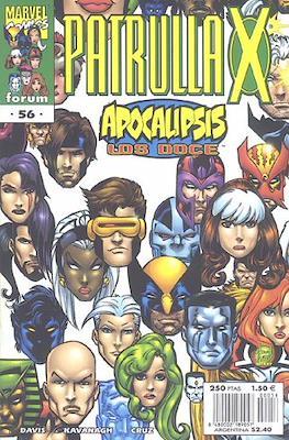 Patrulla-X Vol. 2 (1996-2005) (Grapa) #56