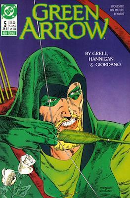 Green Arrow Vol. 2 (Comic-book.) #5
