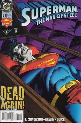 Superman: The Man of Steel (Comic book) #38