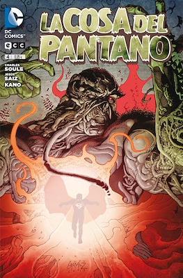 La Cosa del Pantano. Nuevo Universo DC #4