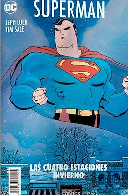 Superman. Las cuatro estaciones (Grapa) #4