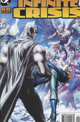 Countdown to Infinite Crisis (2005 Variant Cover)