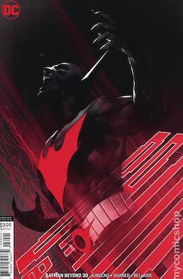 Batman Beyond (Vol. 6 2016-...Variant Covers) (Comic Book) #30