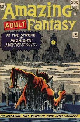 Amazing Fantasy (Comic-Book) #13