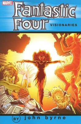 Fantastic Four Visionaries: John Byrne (Softcover) #7