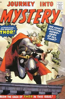 The Mighty Thor Omnibus (2010-) (Hardcover) #1