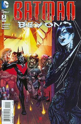 Batman Beyond (Vol 5 2015-2016) #2
