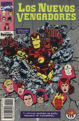 Los Nuevos Vengadores Vol. 1 (1987-1994) (Grapa 32 pp) #51
