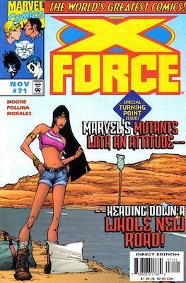 X-Force Vol. 1 (1991-2002) (Comic Book) #71