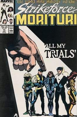 Strikeforce Morituri (Comic-book.) #14