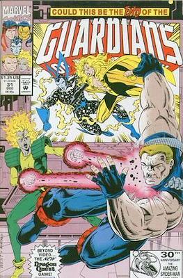 Guardians of the Galaxy Vol 1 (Comic Book) #31