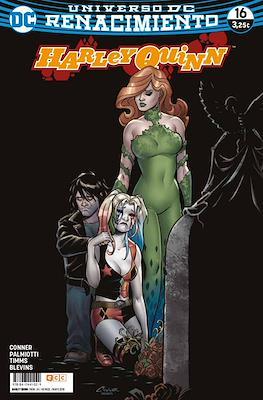 Harley Quinn. Nuevo Universo DC / Renacimiento (Rústica / Grapa) #24/16