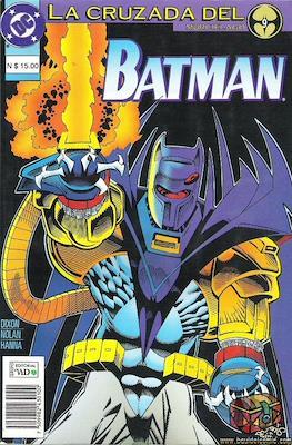 Batman: La cruzada del murciélago (Rustica) #9