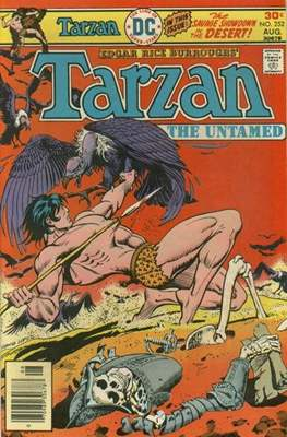 Tarzan (Comic-book) #252