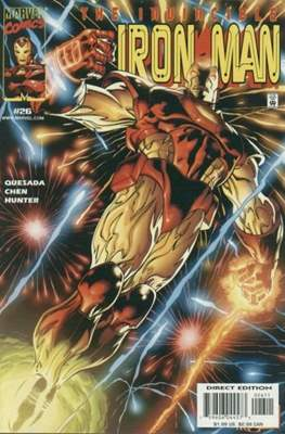 Iron Man Vol. 3 (1998-2004) #26