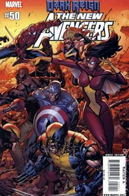 The New Avengers Vol. 1 (2005-2010) (Comic-Book) #50