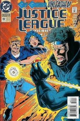 Justice League / Justice League International / Justice League America (1987-1996) (Comic-Book) #82