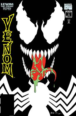 Venom: The Enemy Within (Comic Book) #1