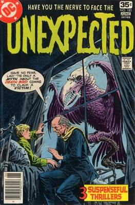 The Unexpected (Grapa) #185