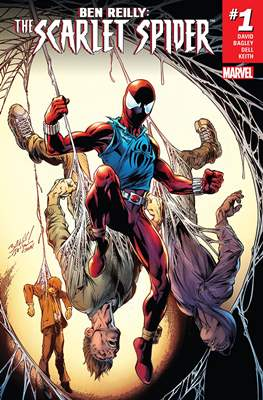Ben Reilly: The Scarlet Spider (Comic-book) #1