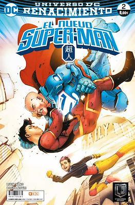 El nuevo Super-Man. Renacimiento (Rústica 136 pp) #2