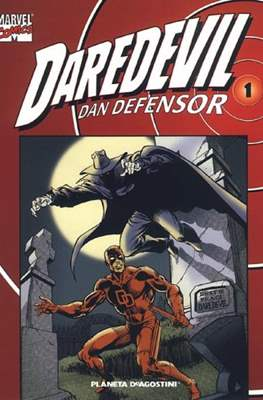 Coleccionable Daredevil / Dan Defensor #1