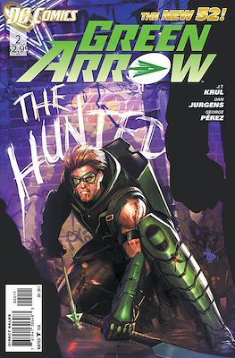 Green Arrow Vol. 5 (2011-2016) #2