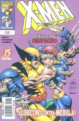 X-Men Vol. 2 / Nuevos X-Men (1996-2004) (Grapa 24 pp) #32